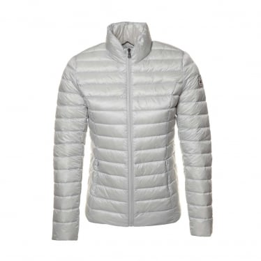 Womens Cha Jacket in Gris Perle