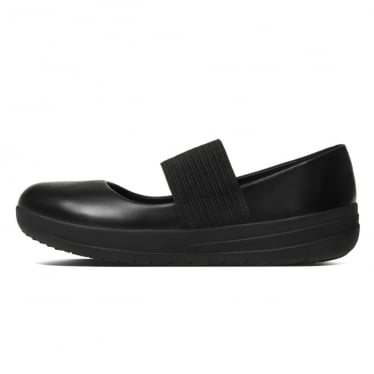 Womens F-sporty Mary Jane in Black