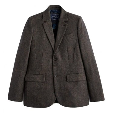 Mens Langworth Tweed Jacket in Multi Tweed