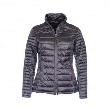 Womens Iona Quilted Jacket in Ash Grey