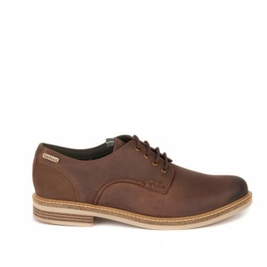 Barbour Mens Bramley in Chocolate