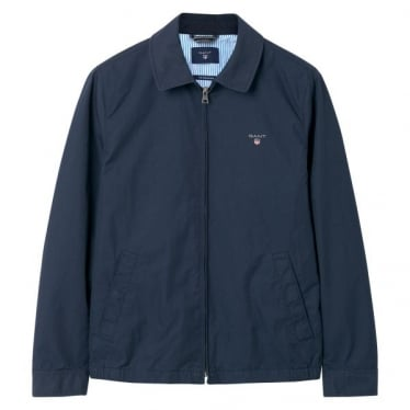 Mens The Windcheater in Navy