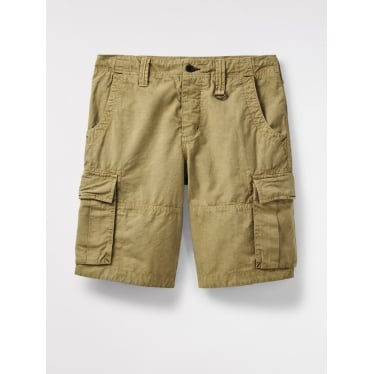 Mens Rocklast Cargo Short in Stone