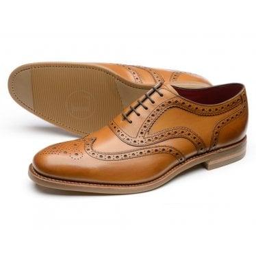 840fa6b8 Mens Kerridge Oxford Brogue Shoe in Tan